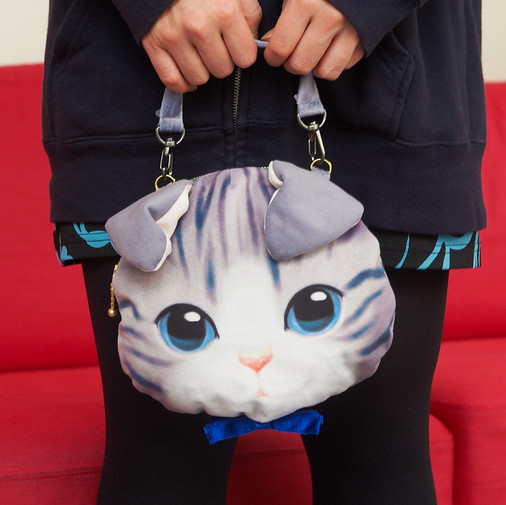 túi xách hình mèo dể thương